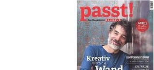 """Interview für Bauhaus-Kundenmagazin """"passt!"""""""