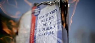 Bekommt Chile eine neue Verfassung?
