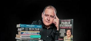 Das hält Pablo Escobars Sohn von der Netflix-Serie über seinen Vater