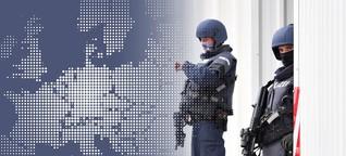 Das europaweite Netzwerk des Attentäters von Wien