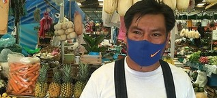 """""""Mexico está tan mal como Brasil en la lucha contra la pandemia"""""""