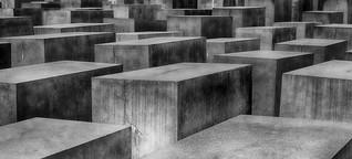 Erinnerung an die Novemberpogrome 1938