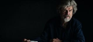 Reinhold Messner: What I've learned-Interview - seine Lebensweisheiten