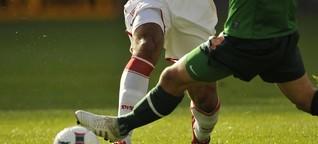 Fußball gegen Vorurteile - Forschungsprojekt: Spielerische Konfliktvermeidung im Irak