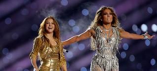 J.Lo, Shakira und der Superbowl: Gesehen wird nur, wer 'jung und knackig' ist | Wienerin
