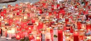 Wie die albanische Diaspora auf den Anschlag von Wien reagiert hat
