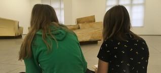 Audioguide von Jugendlichen - Moderne Kunst hörbar machen
