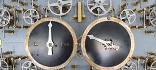 Historischer Gezeitenrechner restauriert