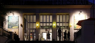 Besuch im Filmtheater am Friedrichshain: Endlich wieder Film ab!