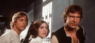 Star Wars - das Epos in Zahlen - Allgemeine Zeitung
