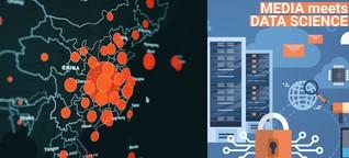 Corona: Ein Push für Datenjournalismus - MedienNetzwerk Bayern