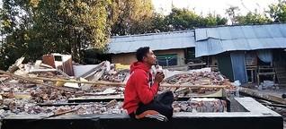 DLF Nova: Lombok - Sechs Wochen nach der Katastrophe