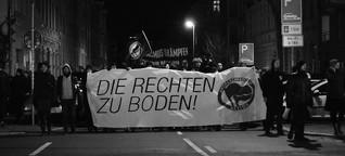 VICE: So macht Connewitz nach dem Hooliganangriff von Montag weiter