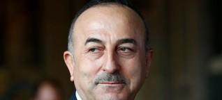 "Mevlüt Çavuşoğlu: ""Deutsche wollen uns immer belehren"""