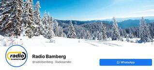 Unterstützung Social Media-Redaktion Radio Bamberg
