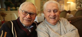 Ernie and Don: A Holocaust survivor and his liberator