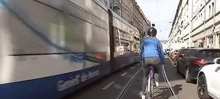 Selbsttest: Sicherheit für Radfahrer
