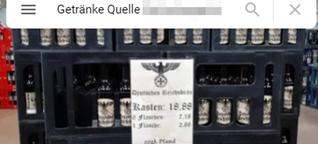 """Getränkemarkt in Sachsen-Anhalt verkauft """"Deutsches Reichsbräu"""""""