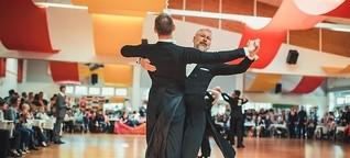 Equality-Tanz: Wer führt?