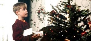 Die These: Weihnachten ist schöner allein
