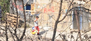 Moria auf Lesbos in Endzeitstimmung: In dieser Hölle leben etwa ein Drittel Kinder