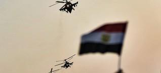 """Ägypten unter al-Sisi: """"Das paranoideste Regime, das das Land je erlebt hat"""""""
