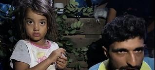 Böse Gerüchte - Warum die Moria-Flüchtlinge nicht ins neue Camp wollen