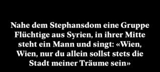 Wiens traumatisierte Eintracht