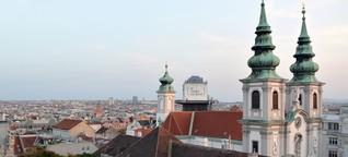 Wien damals, Wien heute