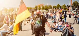 """Antisemitismusbeauftragter über Corona-Leugner: """"Kuschelpädagogik bringt nichts"""""""
