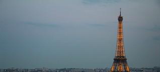 Paris - Hässliche Seite