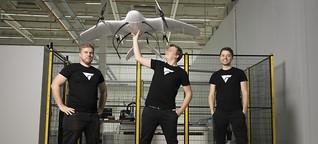 Drohnen auf Erfolgskurs