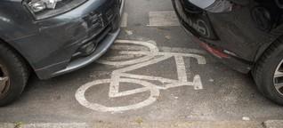 Umgang mit Falschparkern: Polizei weist Beschwerde zurück