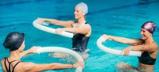 WDR Doc Esser - Das Gesundheitsmagazin: Gesund mit Aqua-Fitness