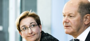 Klara Geywitz: Wer ist die SPD-Frau, die mit Olaf Scholz die Partei führen will? - DER SPIEGEL - Politik
