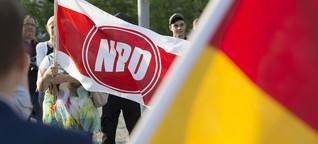 Fall Jagsch: Die letzten Bastionen der NPD -DER SPIEGEL - Politik
