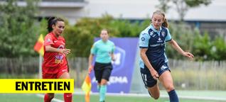 """Sarah Boudaoud : """"Seule une minorité de filles peut vivre du foot"""" (SoFoot.com)"""