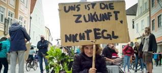 """Klimaschutzgesetz: """"Hilft nicht wirklich"""""""