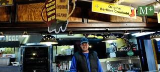 Das kurze Glück der Glühweinverkäufer in Berlin