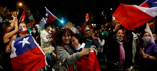 Referendum in Chile: Weg frei für neue Verfassung