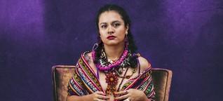 Rapperin Rebeca Lane - Feminismus aus Guatemala