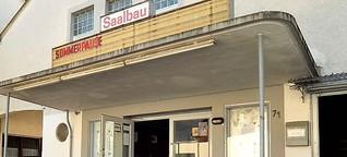 Saalbaukino in Pfungstadt : Damit der Vorhang nicht zum letzten Mal fällt