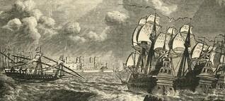 DLF Kultur: Brexiteers und ihr überraschendes Geschichtsbild - Piraten, Kaperfahrten und Wagemut