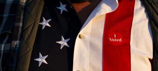 Wahl in den USA: Kandidat auf Keks