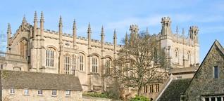 DLF: Oxyrhynchus-Sammlung in Oxford - Wer hat die Bibel geklaut?