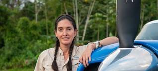Corona in Kolumbien: Eine medizinische Luftbrücke in den Regenwald