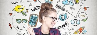 Social-Media-Beiträge schreiben [1]