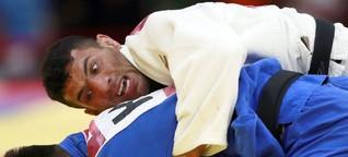 """Iranischer Judoka Mollaei: """"Ich habe mich für ein neues Leben entscheiden müssen"""""""