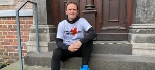 Peter Krogull ist Düsseldorfs sportlichster Pfarrer