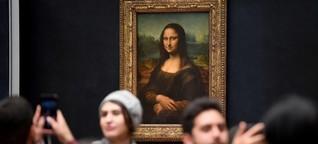 """Louvre-Kurator über die Kunst von Leonardo da Vinci: """"Alle Verrückten haben eine Theorie zur Mona Lisa"""""""
